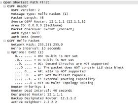 OSPF的邻居无法形成full状态是什么原因?