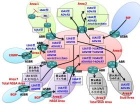 OSPF的LSA类型