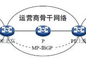 L3VPN多实例路由协议